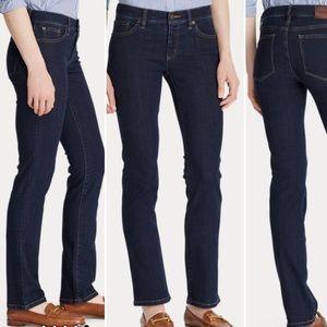 Lauren Ralph Lauren Jean Co. Classic Straight Jean